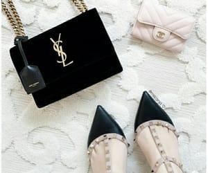 accessories, handbag, and white image