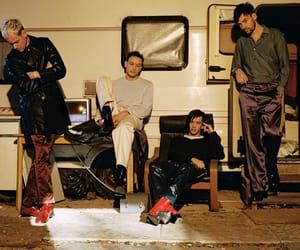 band, ross macdonald, and the 1975 image