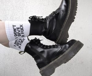 aesthetic, grunge, and sock image