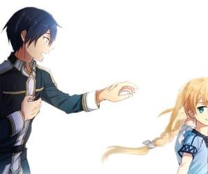 alice, sad, and anime sad image