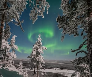 finland, landscape, and nature image