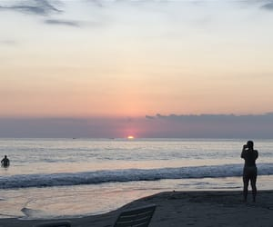 costa rica, beach, and paysage image