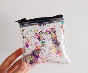 etsy, vegan, and zipper pouch image