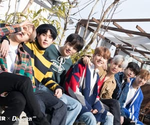 monsta x and dispatch image