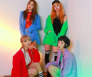kpop and exid image