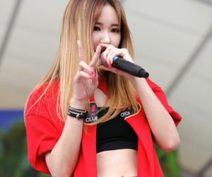 kpop, le, and exid image