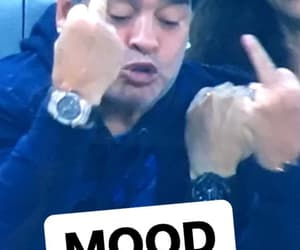 fu, Maradona, and mood image