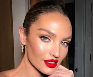 candice swanepoel and model image