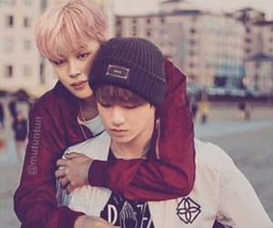 army, jikook, and bts edit image