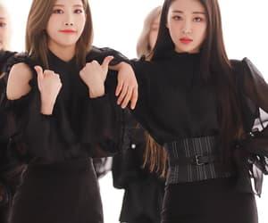 girl group, k-pop, and kim jungeun image