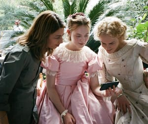 Elle Fanning, Sofia Coppola, and the beguiled image