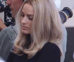blonde, mood, and actress image