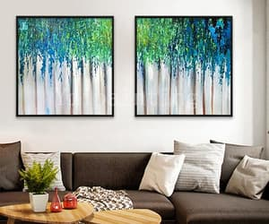abstract, wallpictures, and canvas painting image