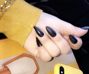 nails, random, and phone image