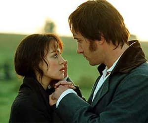 pride and prejudice, book, and movie image