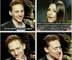 comic, tom hiddleston, and comics image