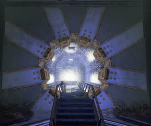 blue, galactic zone, and fallout image