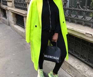 Balenciaga, outfit, and style image