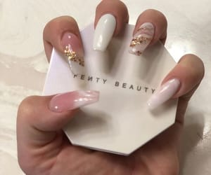 nails, beauty, and pretty image