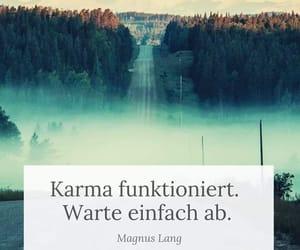 deutsch, german, and karma image