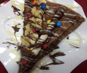 candy, chocolat, and crepes image