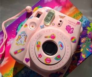 colorful, flash, and photography image