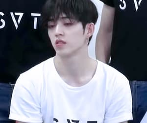 gif, choi seungcheol, and scoups image