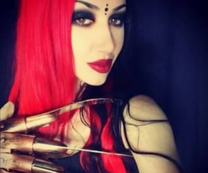 beauty, new years day, and ash costello image