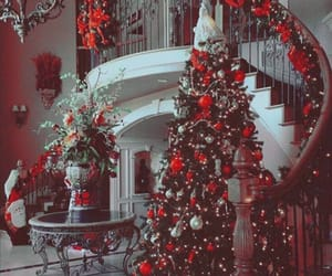 aesthetic, christmas, and theme image