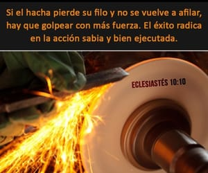 fuerza, accion, and biblia image