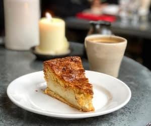 dessert, flan, and pie image