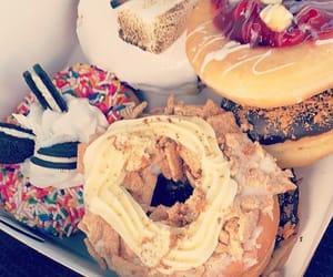 bakery, chocolate, and dessert image