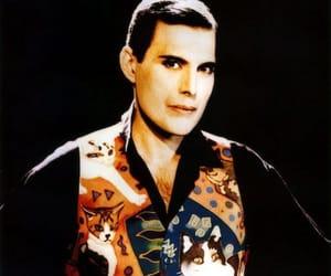 Freddie Mercury, music, and rock image