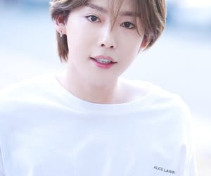 asian, jinwoo, and beauty image