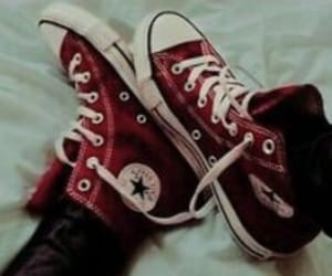 all stars, old, and red image