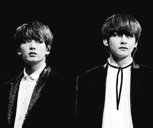 army, black and white, and love image