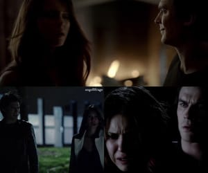 fandom, sad, and damon salvatore image