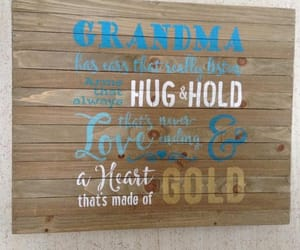 etsy, mothers day gift, and rustic wood sign image