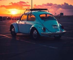adventure, beautiful, and sunset image