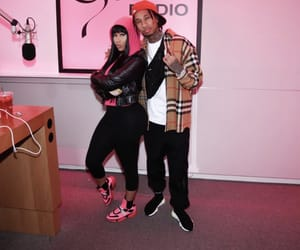 tyga and nicki minaj image