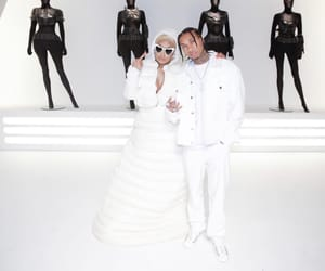 outfit, nicki minaj, and white image