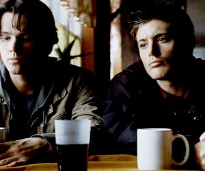 brothers, spnfamily, and dean winchester image