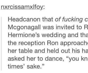 brilliant, ron weasley, and wedding image