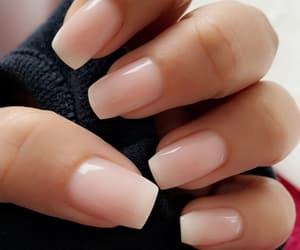 acrylics, fake nails, and manicure image