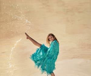 miley cyrus, Vanity Fair, and water image