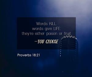 god, bible verse, and life image