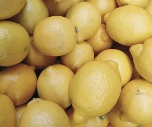 fruit, lemon, and healthy image