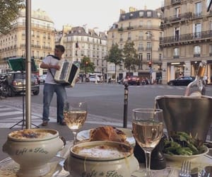 food, france, and travel image