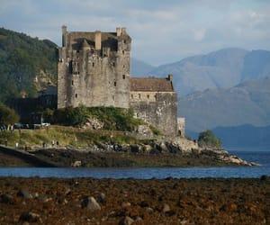 adventure, castle, and scotland image