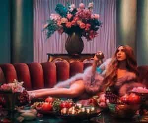 Adele, female, and selena gomez image